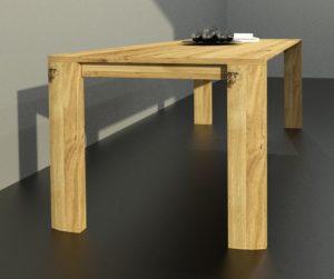 ELO fix tömörfa étkezőasztal – 5000