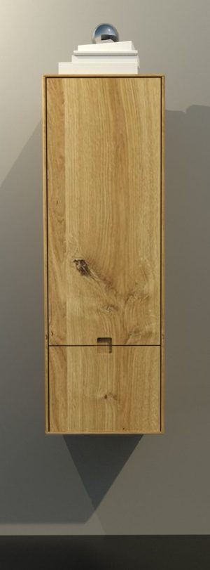 ELO tömörfa fali szekrény-1700