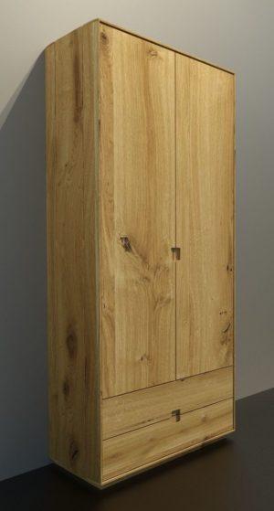 ELO tömörfa szekrény – 1450