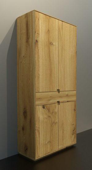 ELO tömörfa szekrény – 1460