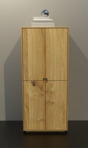 ELO tömörfa szekrény – 1310