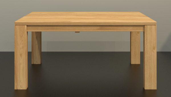 ALEA tömörfa fix étkezőasztal – 351100