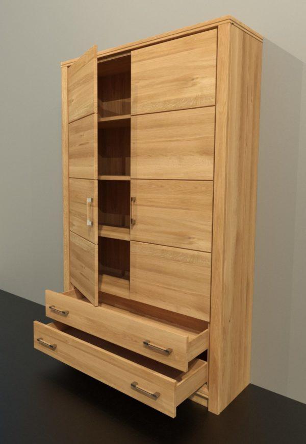 ALEA tömörfa szekrény – 154160