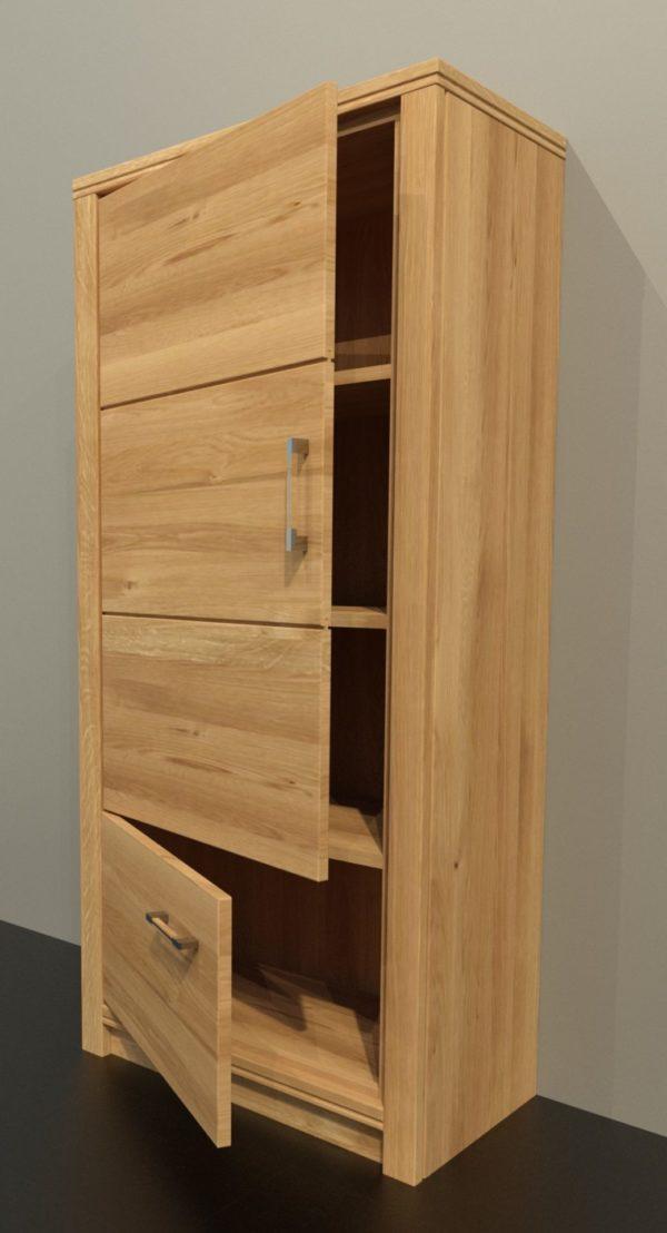 ALEA tömörfa szekrény – 153120