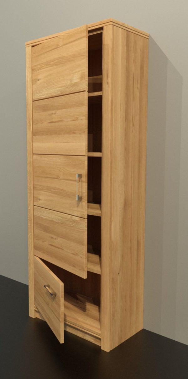 ALEA tömörfa szekrény – 154140