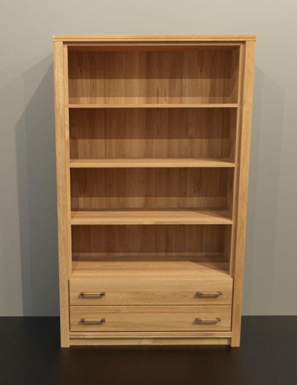 ALEA tömörfa polcos szekrény – 154165