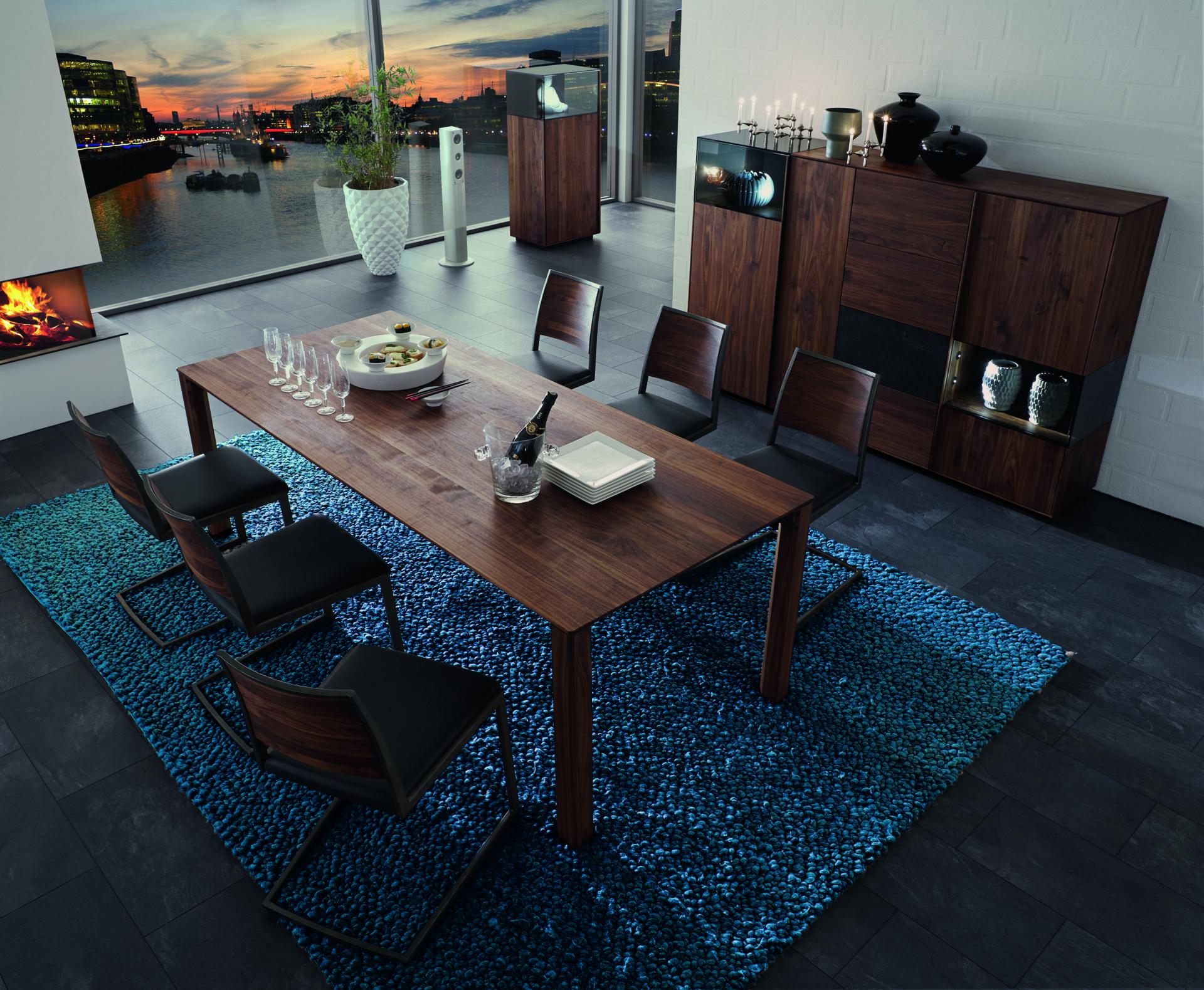 tölgyfa bútor, Teano