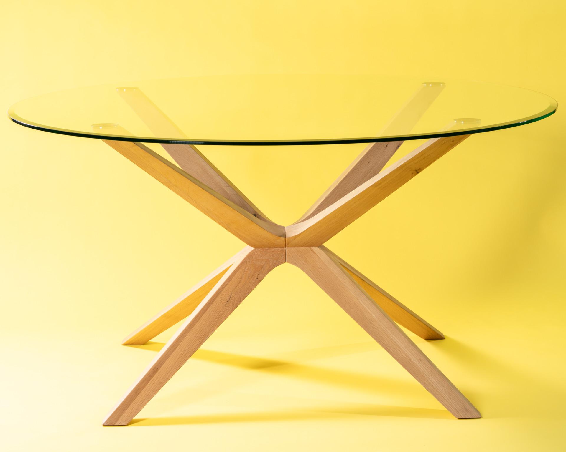 , X-LINE tömörfa asztalok