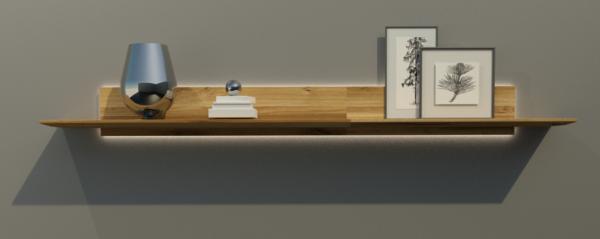 fali szerkény, Nappali faliszekrények